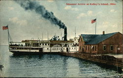 Steamer Arrow