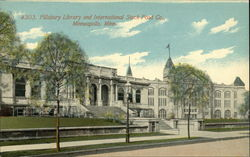 Pillsbury Library and International Stock Food Co
