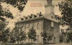 Temple of the Latter Day Saints at Kirtland