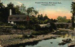 Pioneer Pavilion, Mill Creek Park