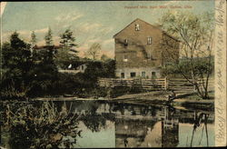 Hosford Mill, built 1822 Postcard