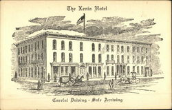 The Xenia Hotel, Careful Driving - Safe Arriving
