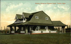 Shelter House at Ottawa Park