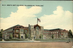 Jessup W. Scott High School, Collingwood Ave