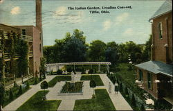 The Italian Garden, Ursuline Convent