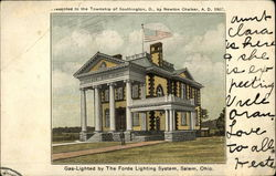 Gas-Lighted by The Forde Lighting System