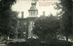 One of the Buildings of Muskingum College