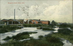View of Mosquito Creek Postcard