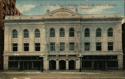 Burns Theatre Building