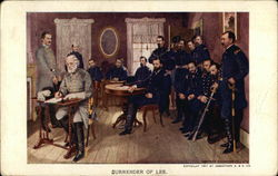 Surrender of Lee