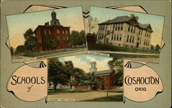 Walnut Street, South Lawn and Sycamore Street Schools
