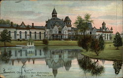 Ohio State Reformatory, View from The Lake