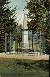 Johnny Appleseed's Monument