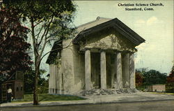 Christian Science Church Postcard