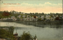 View of West Norwich, Conn