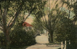 Lover's Walk, Rhodes-on-the-Pawtuxet