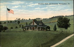 Country Club and Grounds