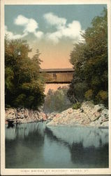 High Bridge, at Winooski Gorge