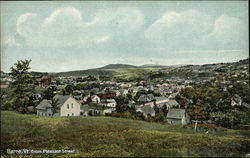 Barre, Vt., From Pleasant Street