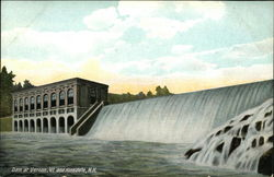 Dam at Vernon, Vt. and