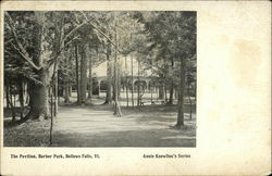 The Pavillion, Barber Park