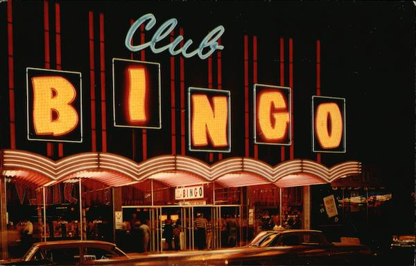 Club Bingo Las Vegas Nevada