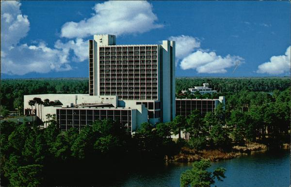 Americana S Dutch Resort Hotel Walt Disney World Lake