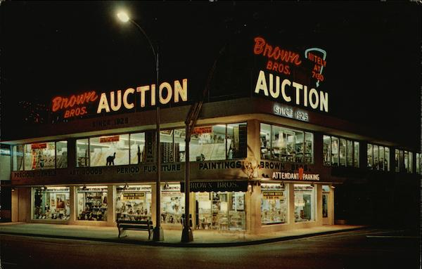 Brown Brothers Auction Fort Lauderdale Fl