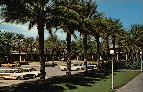 College of the Desert Palm Desert California