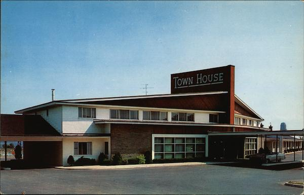 Town House Motor Hotel Albany New York