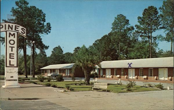 Pines Motel Valdosta Georgia
