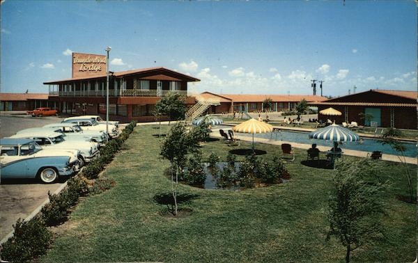Thunderbird Lodge Abilene Texas