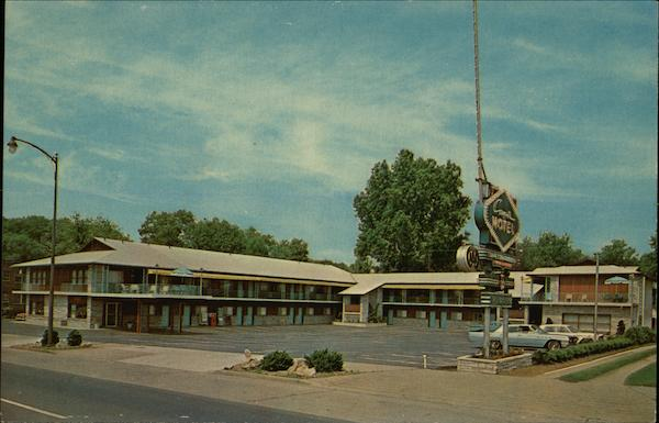 Capri Motel Knoxville Tennessee