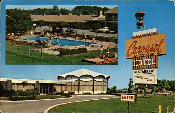 Carousel Inn London Canada Ontario