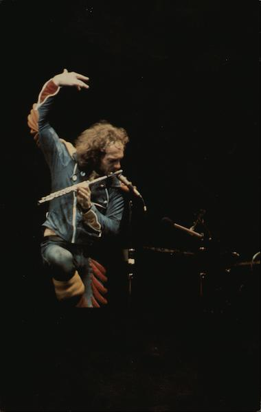 Ian Anderson - Jethro Tull Performers & Groups