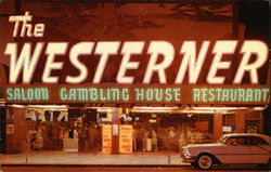 The Westerner Gambling House