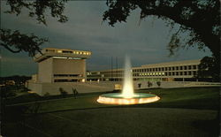 Lyndon Baines Johnson Library and Sid Richardson Hall