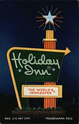 Holiday Inn - Neon Sign