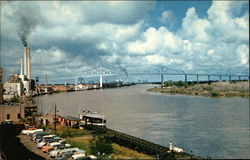 The Eugene Talmadge Bridge