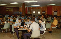 Mess Hall, Defense Language Institute, Lackland Air Force Base