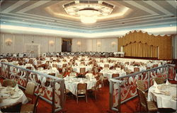 The Emerald Room at the Shamrock Hilton