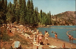 Mother Lode Country, Strawberry Lake Beach