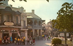 Disneyland - New Orleans Panorama
