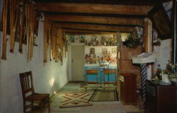 Prayer Room In Sanctuario De Chimayo