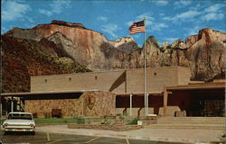 Visitors Center and Museum - Zion National Park