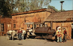 Old Betsy - Knott's Berry Farm and Ghost Town