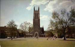 Duke University at the Main Quadrangle