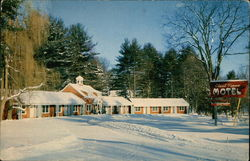 Elwal Pines Motel, Route 7