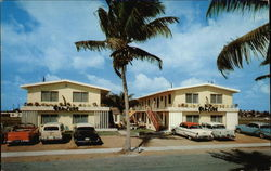 Sea Lure Apartments Postcard
