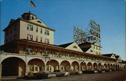 Motel Auberge du Blvd. Laurier Inc Postcard